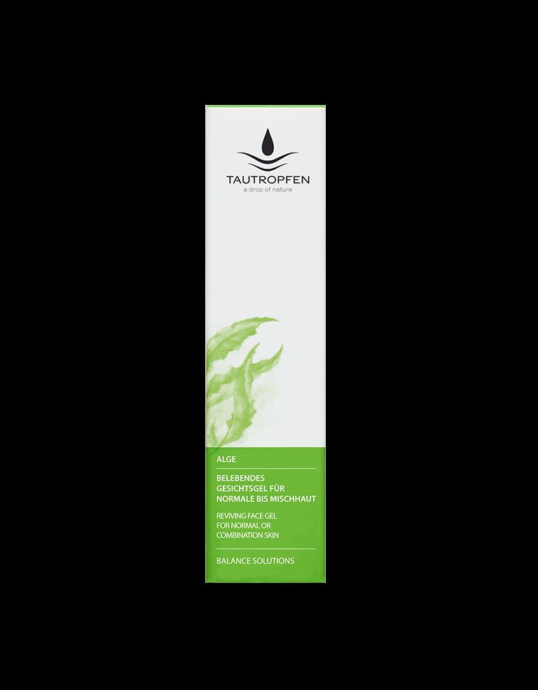 Tautropfen Naturkosmetik Alge Serum